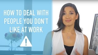 Download How to Deal with People You Don't Like at Work Video