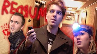 Download GHOST HUNTING IN A HAUNTED HOTEL Video