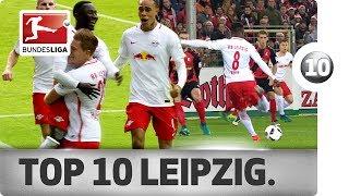 Download Top 10 Goals - RB Leipzig - 2016/17 Season Video