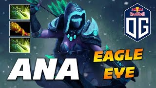Download ANA Drow Ranger Eagle Eye | Dota 2 Pro Gameplay Video