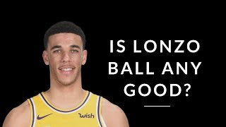 Download Lonzo Ball analysis, 2019: Scrub or star? Video