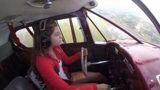Download Sky's 16 th Birthday, Solo Flight Video
