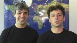 Download Larry Page and Sergey Brin on Virgle Video