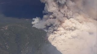 Download Race to save towns near Northern California wildfires Video