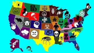 Download Maps That Will CHANGE The Way You See The US! Video