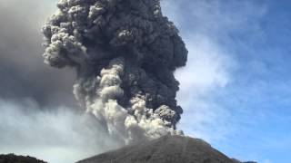 Download Erupción Volcán Turrialba 2:55 pm 12/03/15 Video