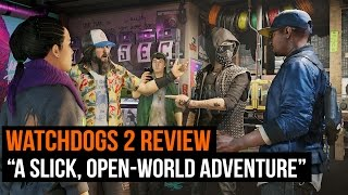Download Watchdogs 2 review ″A slick, open-world adventure″ Video