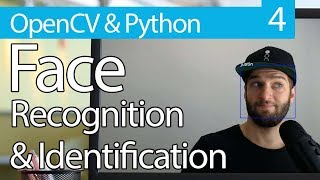 Download OpenCV Python TUTORIAL #4 for Face Recognition and Identification Video