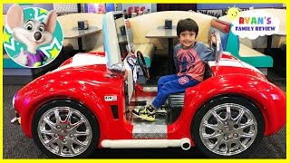 Download Chuck E Cheese Family Fun Indoor Kids Play Area with Ryan's Family Review Video