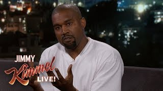 Download Jimmy Kimmel's Full Interview with Kanye West Video