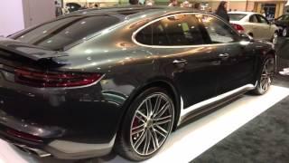 Download 2017 PORSCHE PANAMERA TURBO at The 2016 Tampa Auto Show Video