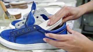 Download ARTISAN 46 by GINO-B luxury sneakers Video