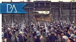 Download HOLD THE GATES! - Medieval Kingdoms Total War 1212AD Gameplay Video