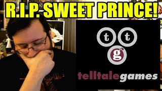 Download Telltale Games Hit w/ MAJOR Layoffs! Studio Closure Imminent! - Gor's Thoughts Video