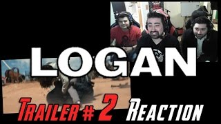 Download Logan Final Trailer Angry Reaction! Video