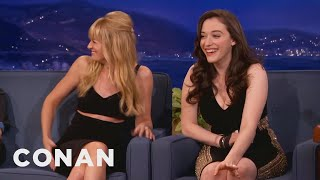 Download Beth Behrs Accidentally Grabbed Kat Dennings' Boob Video
