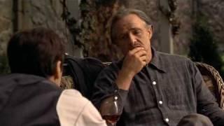 Download El Padrino I. Conversación entre Vito y Michael. Video