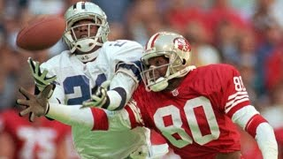 Download Jerry Rice: A Football Life - Rivalry with Deion Sanders Video