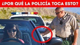 Download ¿Por qué los policías tocan la luz trasera del auto? ¡Es muy importante! Video