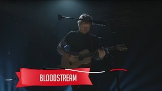 Download Ed Sheeran - Bloodstream (Live on the Honda Stage at the iHeartRadio Theater NY) Video