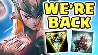 Download WE'RE BACK!! NEW COVEN CAMILLE JUNGLE SPOTLIGHT | NEW TOWERS?! SEASON 9 JUNGLE IS GOING TO BE SO OP Video
