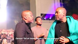 Download Damon Dash pulls up on Lee Daniels and wants his 2 million dollars back Video