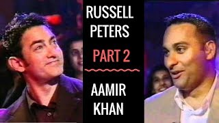 Download Russell Peters interviews Aamir Khan part 2 Video