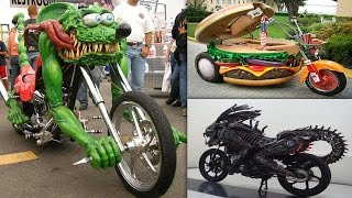 Download Most Unusual & Weirdest Motorcycles Ever Made Video