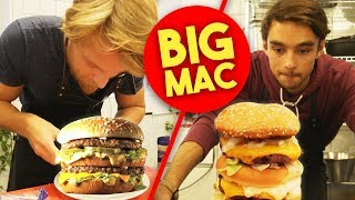 Download KAN MAN GÖRA EN BIG MAC HEMMA? Video