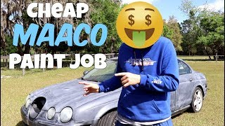 Download Why Everyone HATES Cheap Maaco Paint Jobs... BUT Shouldn't! Video