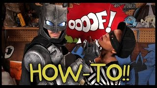 Download Make Your Own Batman Mecha Armor Suit! - Homemade How-to! Video