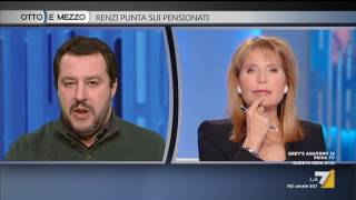 Download Otto e mezzo - Renzi punta sui pensionati (Puntata 28/11/2016) Video