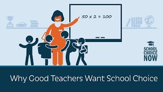 Download Why Teachers Unions Don't Want School Choice Video