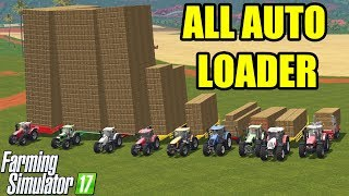 Download Farming Simulator 17 | ALL AUTO LOADER TRAILER - OMG!!! AMAZING CAPACITY Video