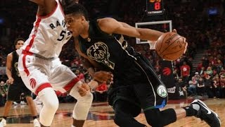Download The Greek Freak Scores a Playoff CAREER HIGH 30 in Game 5 | April 24, 2017 Video