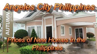 Download Angeles City Philippines : Prices of New Homes In The Philippines/Timog Residence Video