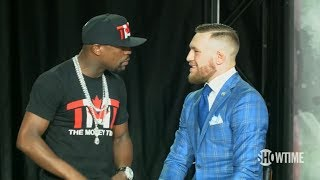 Download Mayweather vs McGregor World Tour: Toronto Press Conference Highlights Video