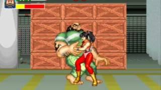 Download Big Fight Zill bearhug Video