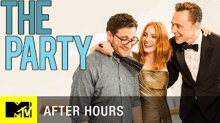 Download Tom Hiddleston & Jessica Chastain Throw the Worst Party Ever | MTV After Hours with Josh Horowitz Video