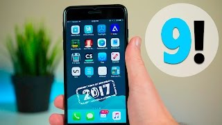 Download Top 9 BEST iPhone Apps of 2017 (That You'll Actually Use)! | Best iPhone 7 Apps of 2017 Video