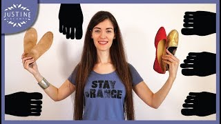 Download How to find the right shoes for your foot shape ǀ Justine Leconte Video