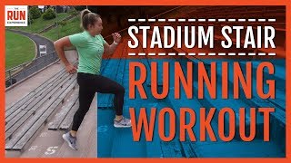 Download Stadium Stair Running Workout Video