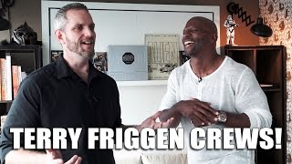 Download I'm building Terry Crews a custom PC! We talk about PC gaming and custom PCs Video