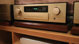 Download Accuphase C-3800で鳴らすJAZZ(MOONLIGHT IN VERMONT) Video