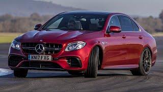 Download BMW M5 vs Mercedes AMG E63 S | Top Gear: Series 26 Video