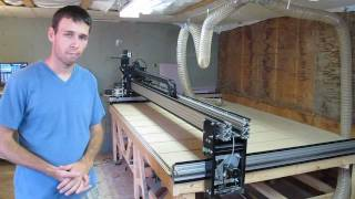 Download Homemade CNC X axis explained Video