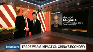 Download China's XI 'Wrong-Footed' on Trade War, Oxford's Magnus Says Video