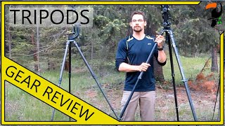 Download Photography Gear - Tripods for Wildlife Photography Video