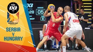 Download Serbia v Hungary - Full Game - FIBA 3x3 Europe Cup 2018 Video