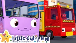 Download 🔴 Wheels On The Bus Song - Little Baby Bum + More Nursery Rhymes and Kids Songs LIVE Video